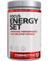 FORMOTIVA Focus Energy Set 480 g