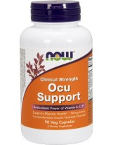 NOW FOODS Ocu Support Clinical strength 90 vcaps.