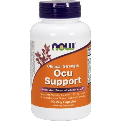NOW FOODS Ocu Support Clinical strength 90 weg.kaps.