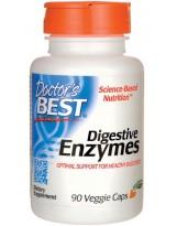 Doctors Best Digestive Enzymes 90 weg.kaps.