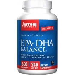 JARROW EPA-DHA Balance 240 kaps.