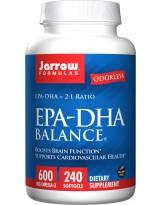 JARROW FORMULA EPA-DHA Balance 240 kaps.