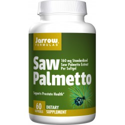 JARROW Saw Palmetto 60 kaps.
