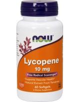 NOW FOODS Likopen 10 mg 60 kaps.