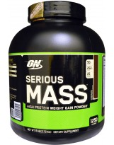 OPTIMUM Serious Mass 2730 g Czekolada