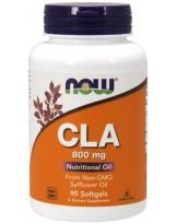 NOW FOODS CLA 800 mg 90 kaps.
