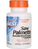 Doctor Best Saw Palmetto 320 mg 60 kaps.