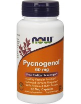 NOW FOODS Pycnogenol 60 mg 50 weg.kaps