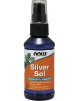 NOW FOODS Silver Sol (srebro koloidalne) 118 ml