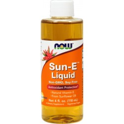 NOW FOODS Sun-E Liquid 118 ml
