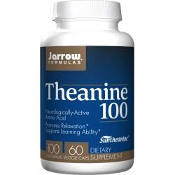 JARROW Theanine 100 mg 60 weg.kaps.