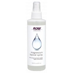 NOW FOODS Magnesium Topical Spray 237 ml