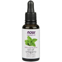 NOW FOODS  Oil of Oregano Blend 30 ml