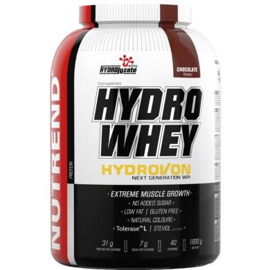 NUTREND Hydro whey 1600g Czekolada