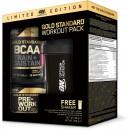 OPTIMUM Gold Standard BCAA + PRE + Shaker
