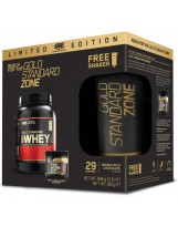 Zestaw OPTIMUM Gold Standard Whey + Pre + Shaker