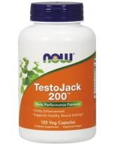 NOW FOODS TestoJack 200 120 vcaps.