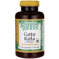 SWANSON Gotu Kola 100 mg 120 kaps.