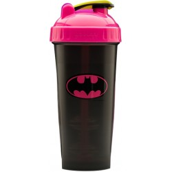 HERO SHAKER 800ml Pink Batman