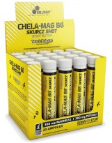 OLIMP Chela Mag B6 Skurcz Shot 25 ml