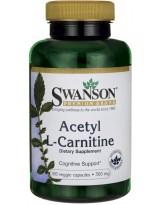 SWANSON ALC 500 mg 100 kaps.