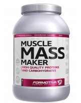 FORMOTIVA Muscle Mass 1500 g
