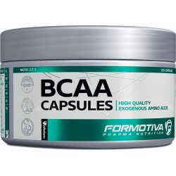 FORMOTIVA BCAA 120 kaps.