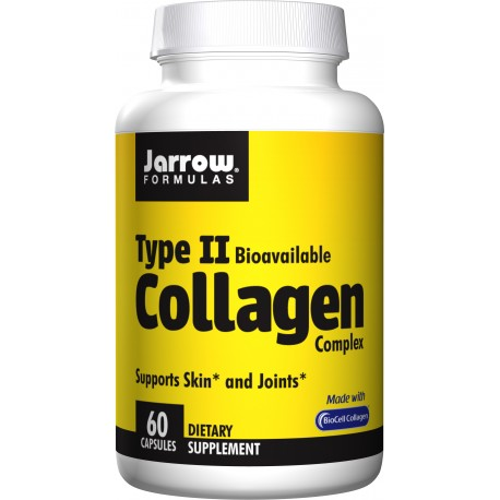 JARROW Collagen Complex type II 60 kaps.