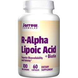 JARROW R-ALA + Biotin 60 kaps.