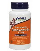 NOW FOODS Astaxanthin 10 mg 60 kaps.