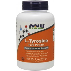 NOW FOODS L-Tyrozyna Powder 113g