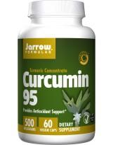 JARROW FORMULA Curcumin 95 500 mg 60 weg.kaps.