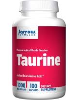 JARROW FORMULAS Taurine 1000 mg 100 kaps.