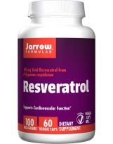 JARROW FORMULAS Resveratrol 100 mg 60 weg.kaps.
