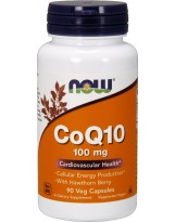 NOW Foods CoQ10 100 mg - 90 kaps.