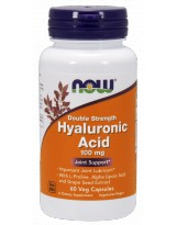 NOW FOODS Hyaluronic Acid 100mg 60 vcaps.