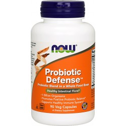 NOW FOODS Probiotic Defense 90 kaps.