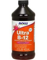 NOW FOODS Ultra B-12 Liquid 473 ml