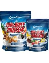 Zestaw IRONMAXX 100% Whey Protein 2350g + 500g