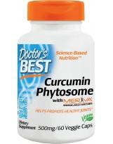 Doctors Best Curcumin Phytosome with Meriva 500mg 60 weg.kaps.