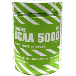 FITNESS AUTHORITY BCAA 5000 400 grams