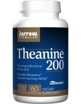 JARROW FORMULA Theanine 200 mg 60 weg.kaps.