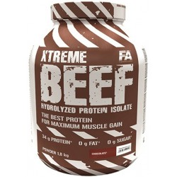 Fitness Authority Xtreme Beef Hydrolyzed Protein Isolate 1800 g