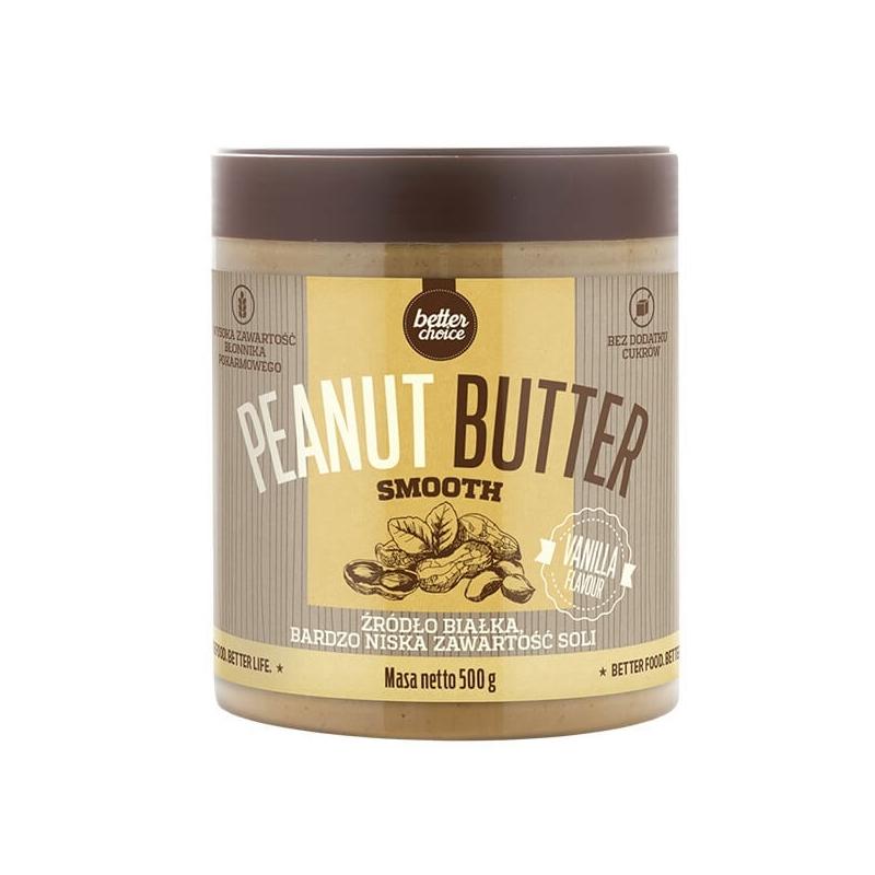 TREC Peanut butter 500 g (smakowe)