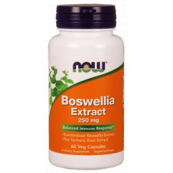 NOW Foods Boswellia Extract 250 mg 60 weg.kaps.