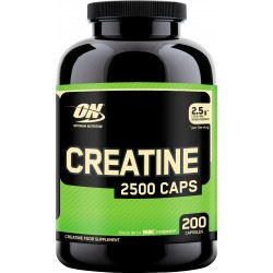 OPTIMUM Creatine 2500 200 kaps.