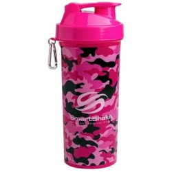 Smart Shake 1000 ml Pink Camo