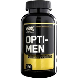 OPTIMUM OPTI-MEN 180 tabl.