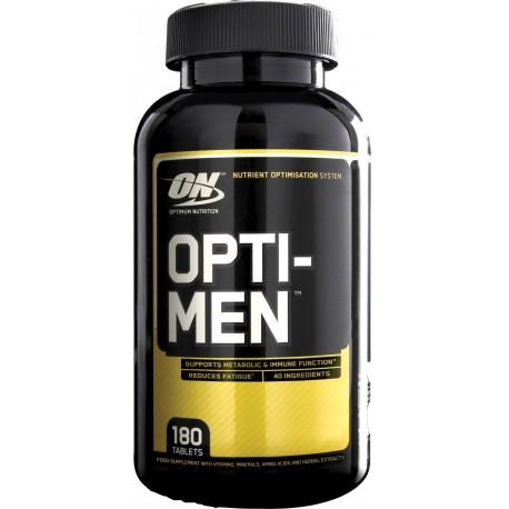 OPTIMUM OPTI-MEN 180 tablets