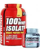 NUTREND Whey Isolate 1800 g